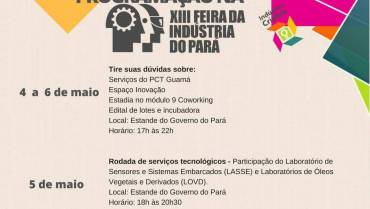 LASSE na XIII Feira da Indústria do Pará