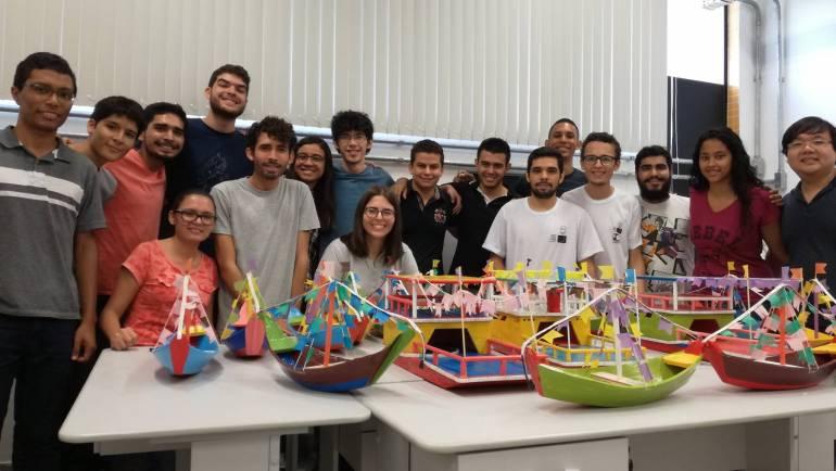Projeto Miritrônica no Círio de Nazaré