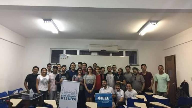 LASSE participa da programação para calouros 2017