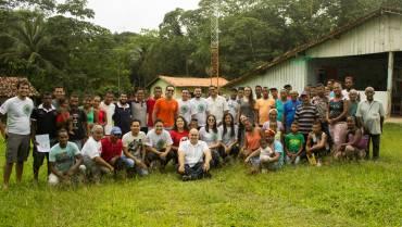 Inauguração do Projeto CELCOM em Campo Verde