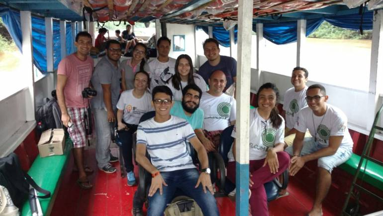 Caravana CELCOM em Boa Vista do Acará
