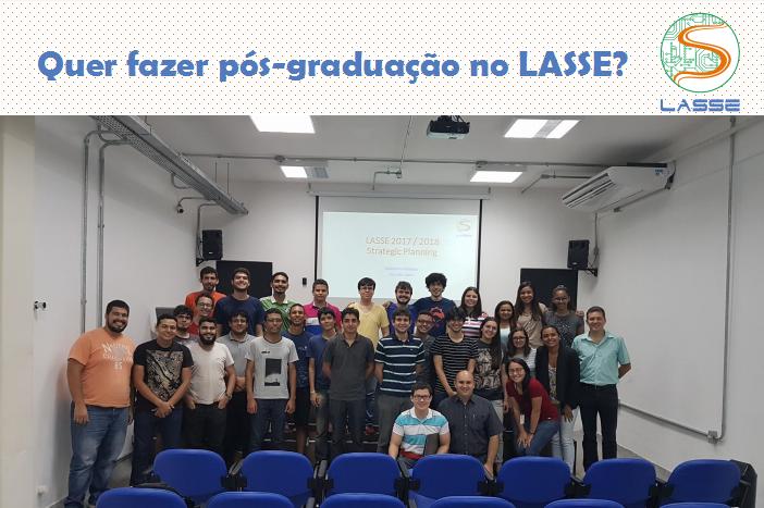 Pós-graduação no LASSE/UFPA
