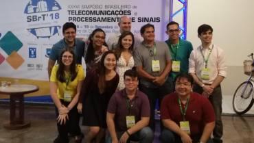 LASSE participa do SBRT 2018 em Campina Grande, Paraíba