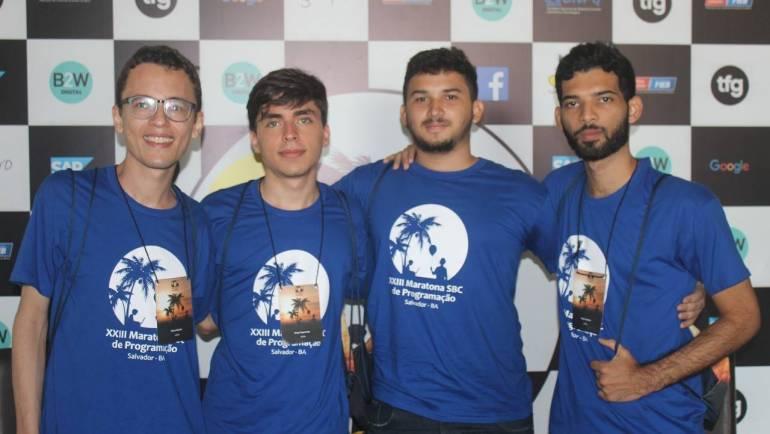 Com integrantes do LASSE, UFPA conquista o melhor resultado em nove anos na final brasileira da Maratona de Programação